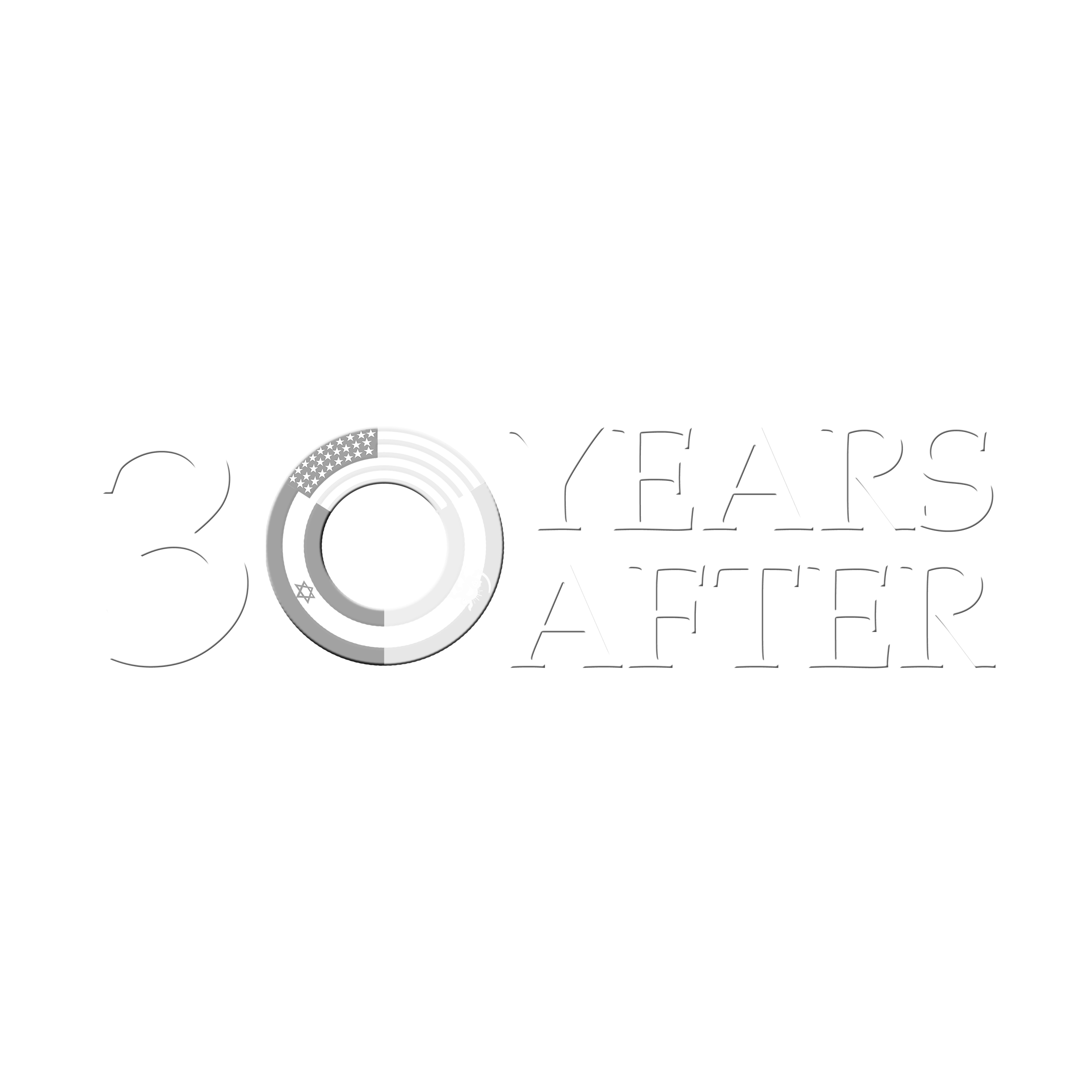 30 Years After Logo